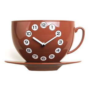 Coffee Cup Clock (BR)