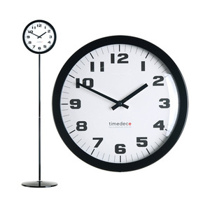 Stand Clock Simple(BK)